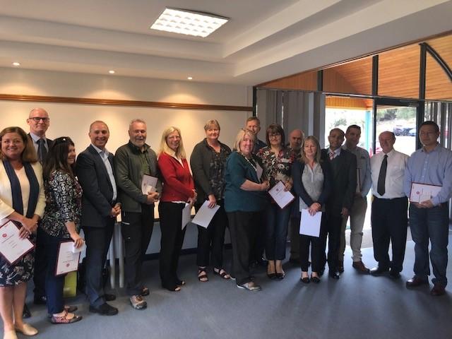 Wagga Staff Milestones