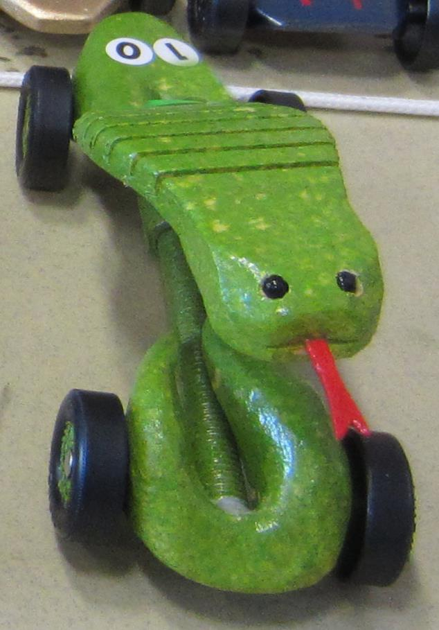 Bjella Pinewood Derby 2013-2