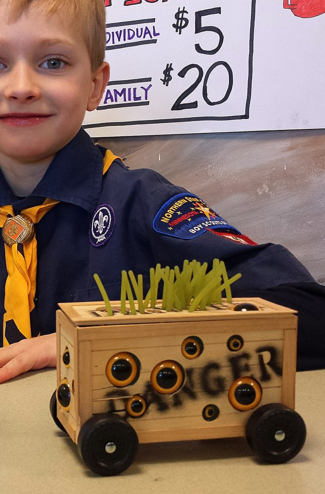 Bjella Pinewood Derby 2015 - 2