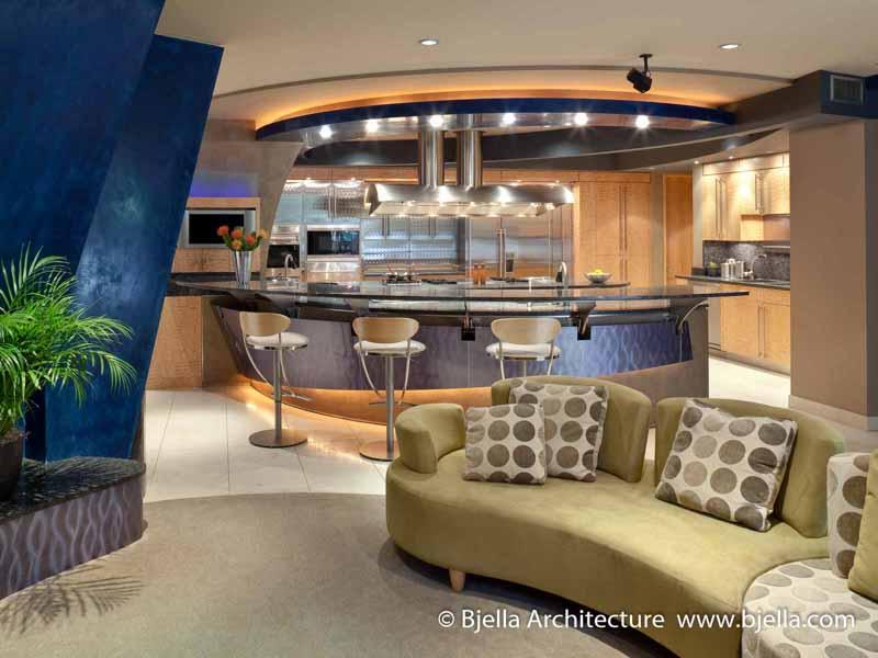 Bjella Architecture - Modern Kitchen Design-1
