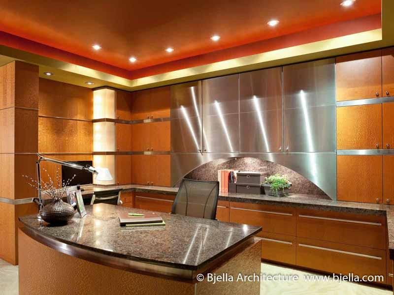 Bjella Architecture - Modern Office Design-1