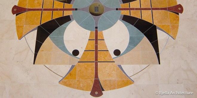 Bjella Floor Emblem