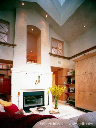 House One - Family Room