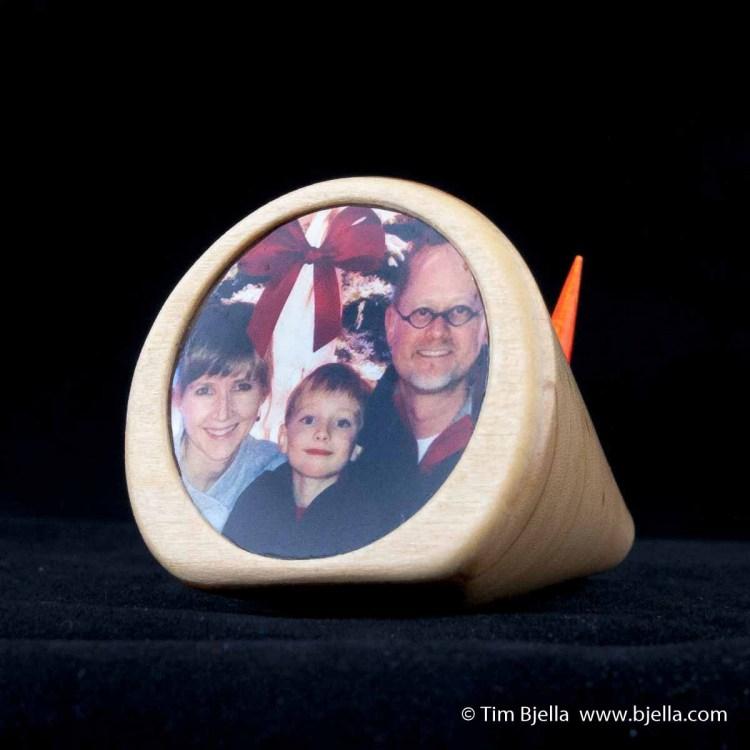Tim Bjella - Snowman Ornament 2015