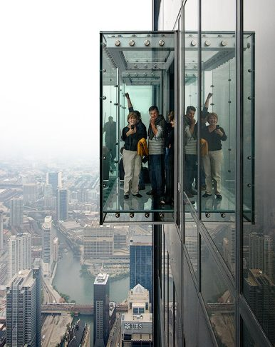 Willis Tower Observation Pods