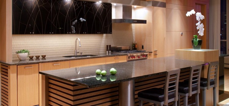 Trends Magazine Interview with Architect Tim Bjella – Modern Zen Kitchen Design in Minneapolis, Minnesota