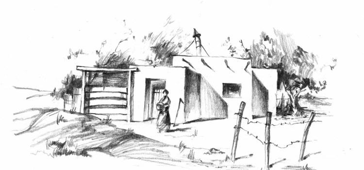 Color vs. Monochrome – Sketching the Desert Southwest