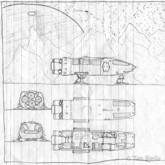 I had designed spacecraft since grade school. How hard could aerospace engineering be?