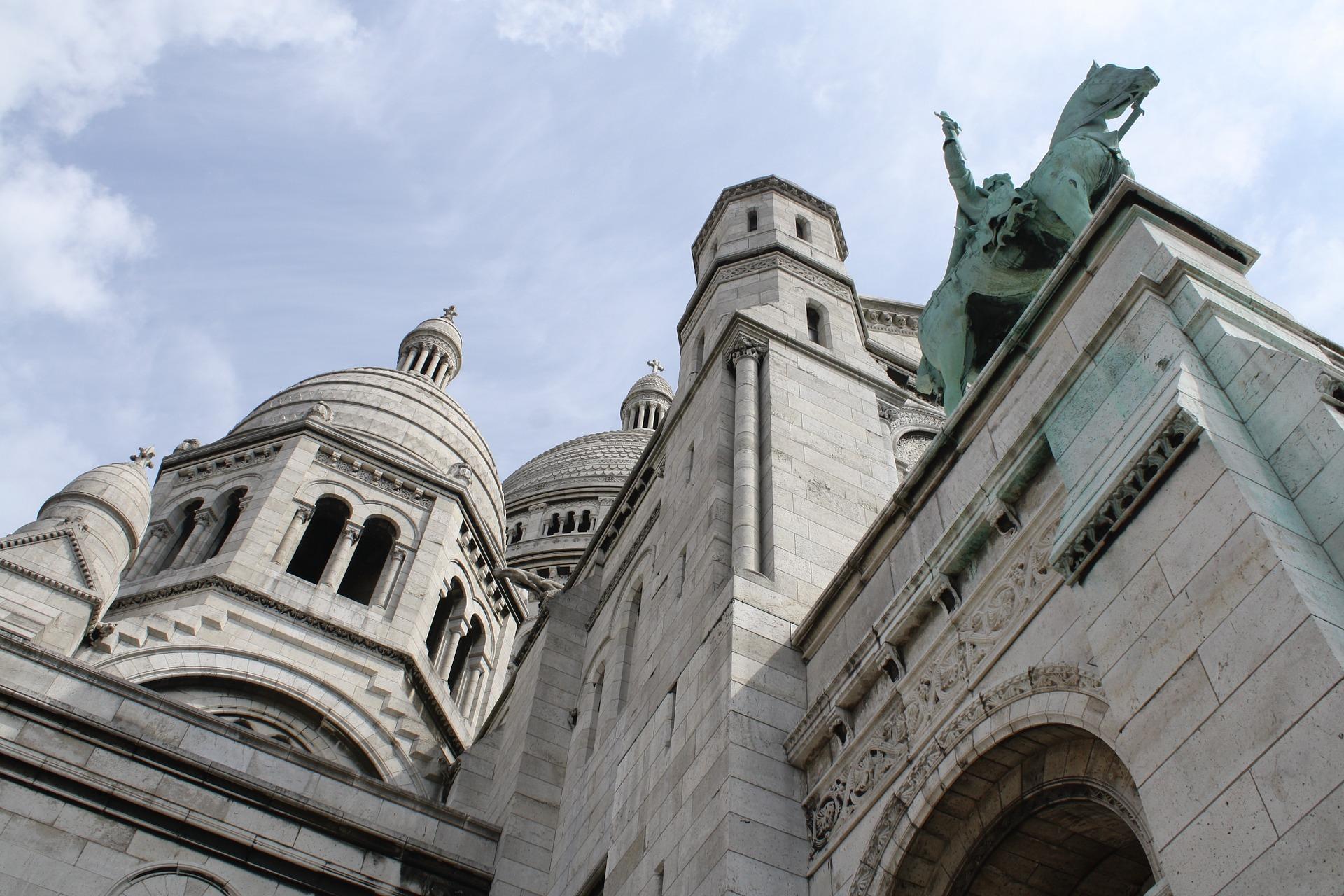Sacre Coeur Paris 1
