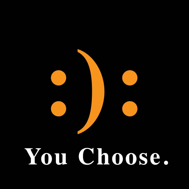 You Choose - Happiness
