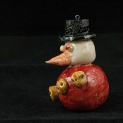 Bjella Snowman Ornament - Dad-20