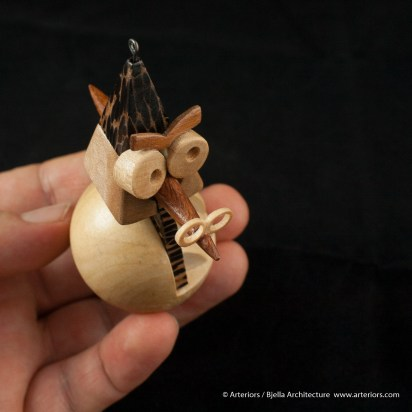 Bjella Snowman Ornament - Day 12 - Tectonic-116