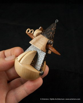 Bjella Snowman Ornament - Day 12 - Tectonic-117