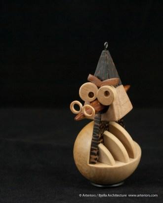 Bjella Snowman Ornament - Day 12 - Tectonic-77