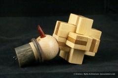 Bjella Snowman Ornament - Day 13 - Puzzle-31