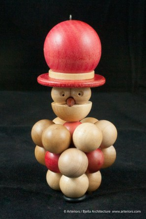 Bjella Snowman Ornament - Day 13 - Puzzle-7