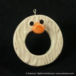Bjella Snowman Ornament - Day 5 - Rings-13