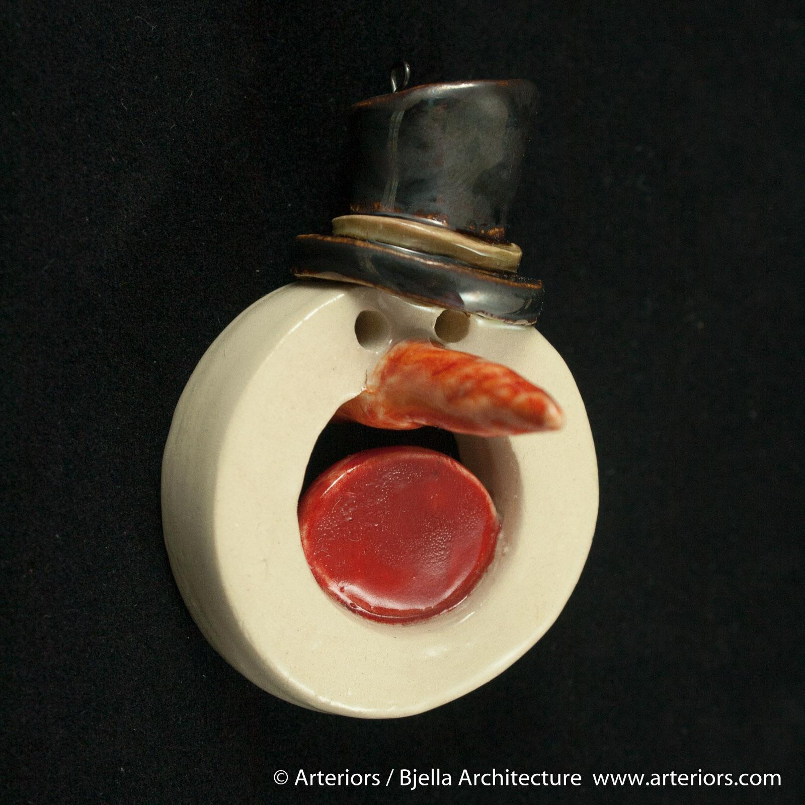 Bjella Snowman Ornament - Day 5 - Rings-16