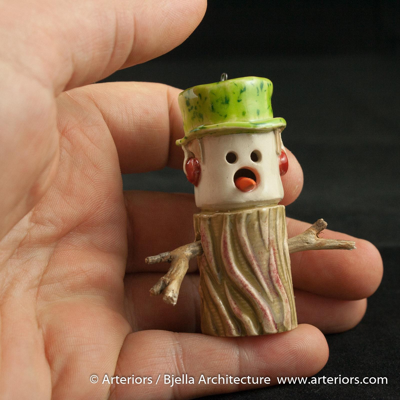 Bjella Snowman Ornament - Day 9 - Cutesy-31