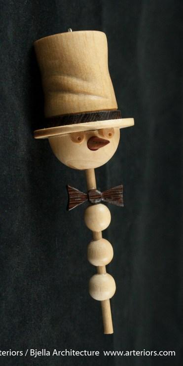 Bjella Snowman Ornament - Day 9 - Cutesy-36