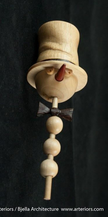 Bjella Snowman Ornament - Day 9 - Cutesy-37