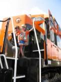 Bjella Family at Trainyard-8