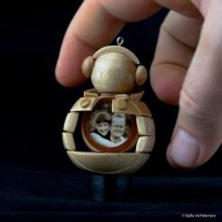 Snowman Ornament Locket by Tim Bjella-9