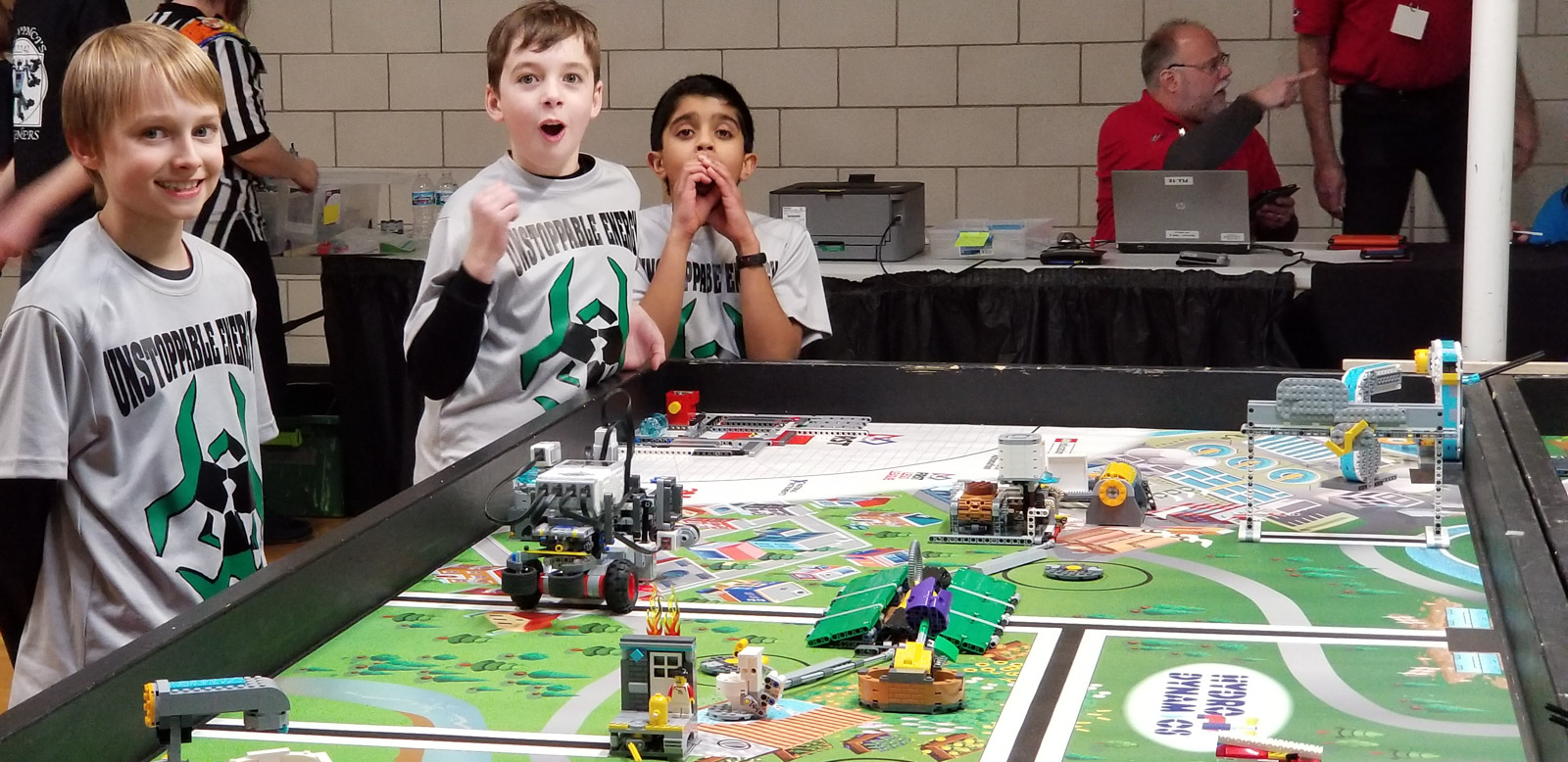 2018 Lego Robotics Competition - Team Unstoppable Energy-8