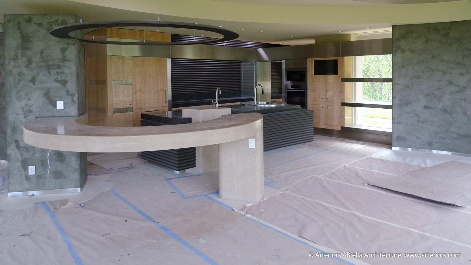 James Bond Kitchen - Construction Images-1