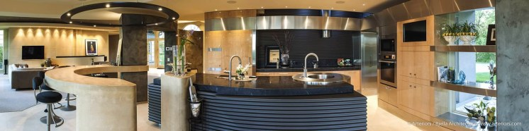 James Bond Kitchen by Tim Bjella - Arteriors-15