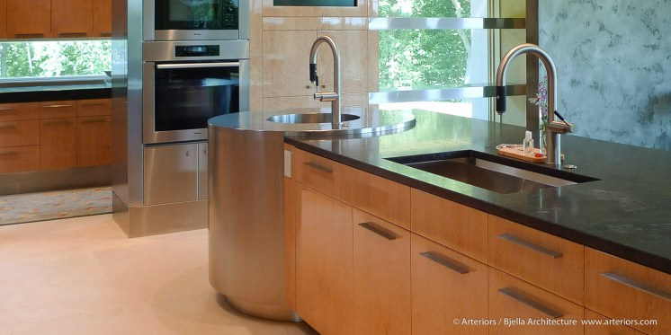 James Bond Kitchen by Tim Bjella - Arteriors-7
