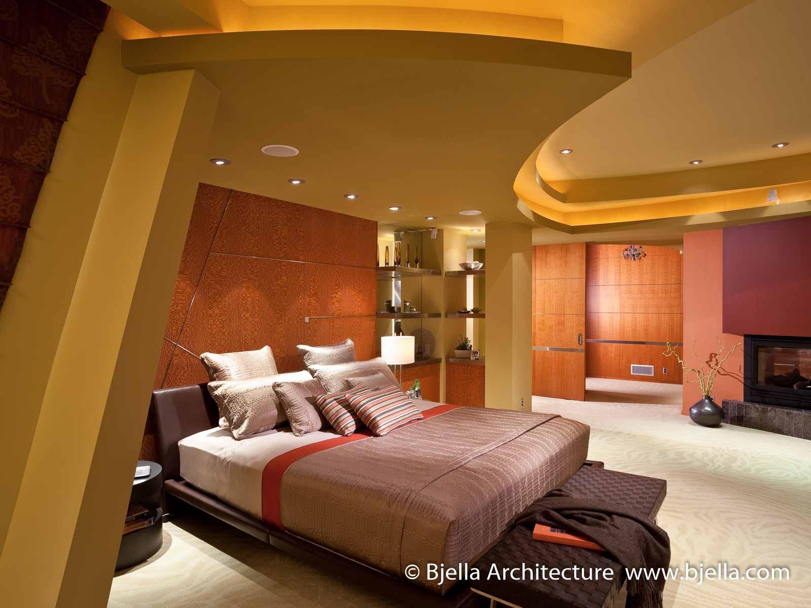 Bjella Architecture - Modern Bedroom Design-1