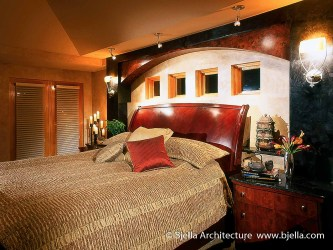 Bjella Architecture - Modern Bedroom Design-2