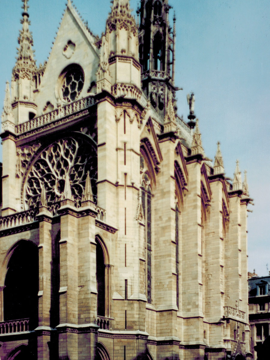 Notre Dame Cathedral - Paris, France-4