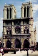 Notre Dame Cathedral - Paris, France-7