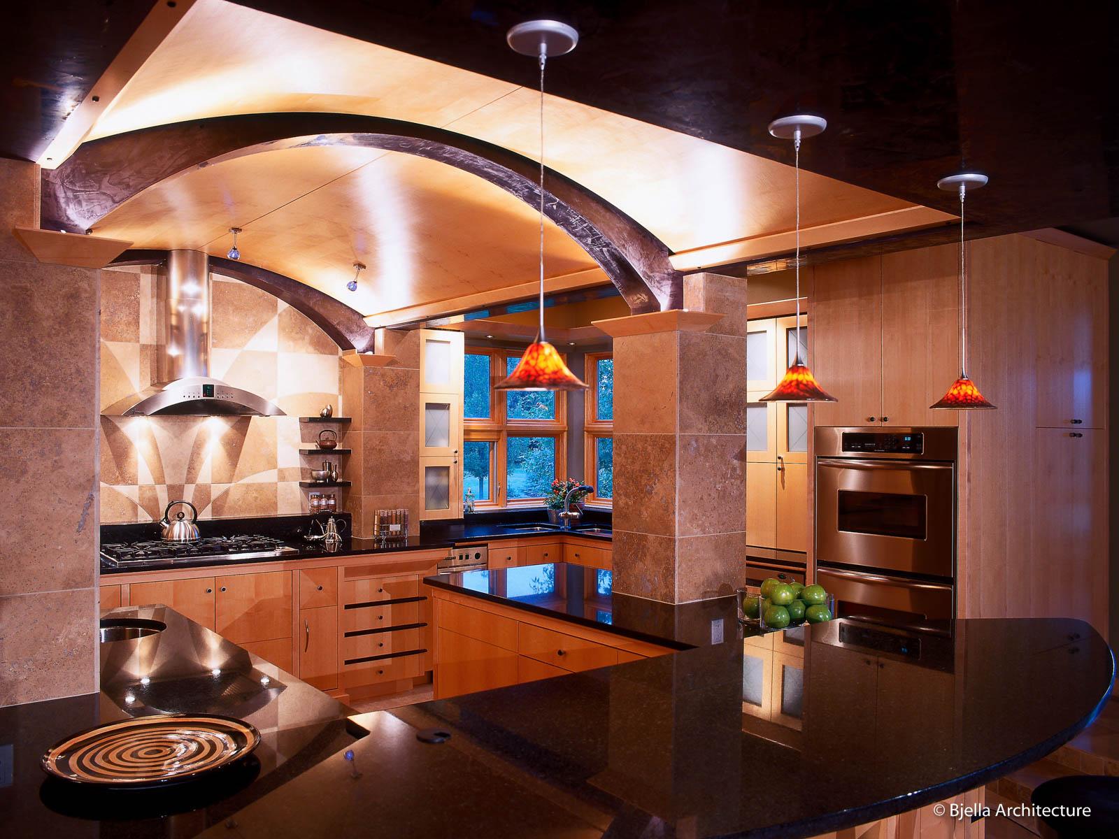 Kitchen Design Gallery - Los Angeles   Bjella Architects