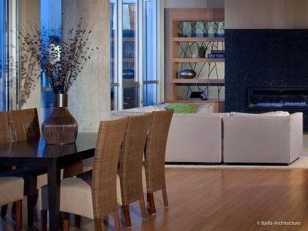 Modern Loft Dining Room