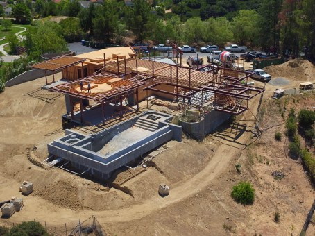 Mountain Home Steel Framing