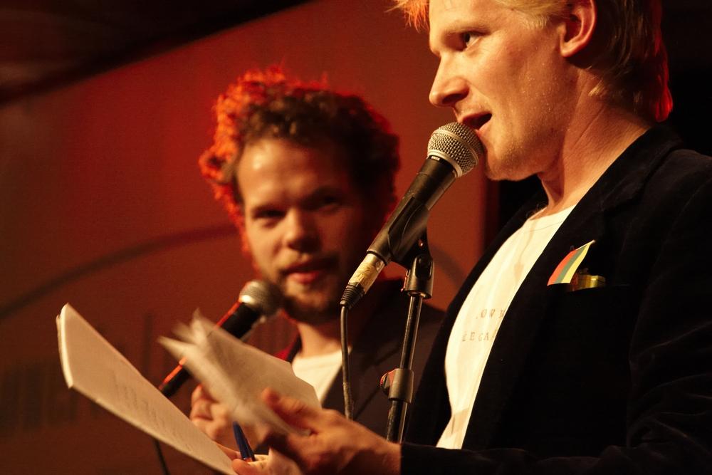 Jonathan Nielsen og Frederik Bjerre Andersen