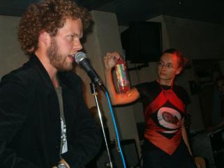Jonathan Nielsen og Anita Egelund i Århus