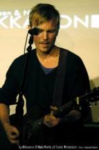Andersen & Nielsens Lyrikkanon på Teater Momentum i Odense, 2006