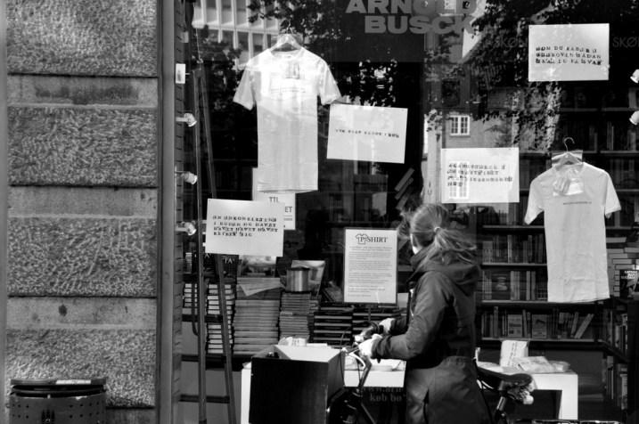 pshirt i butik