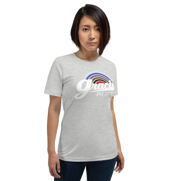 Brazilian Jiu-jitsu Gracie Jiu-Jitsu BJJ women T-Shirt 1