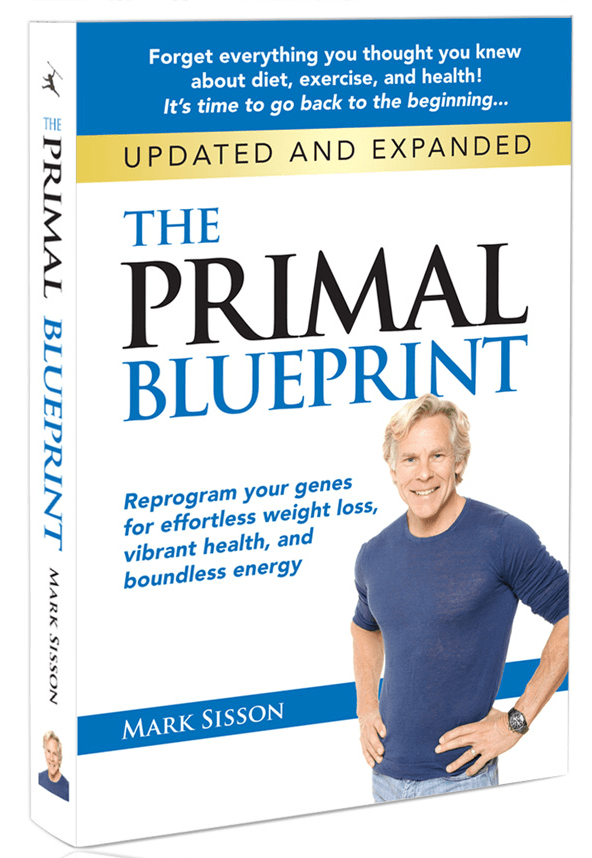 Book review the primal blueprint by mark sisson the bjj caveman primal blueprint 1 the malvernweather Gallery
