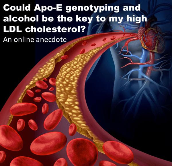 Cholesterol and Apo E