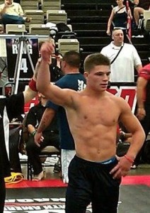 derek 212x300 5 Reasons Good Grapplers Lose in BJJ Competitions