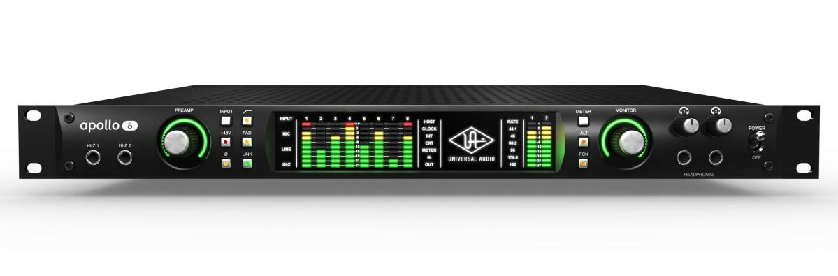Les interfaces audio-numériques