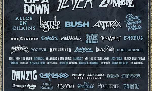 FORCE FEST 2018 CARTEL COMPLETO BAJA RES