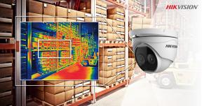 baja Thermal bi-spectrum turret camera banner