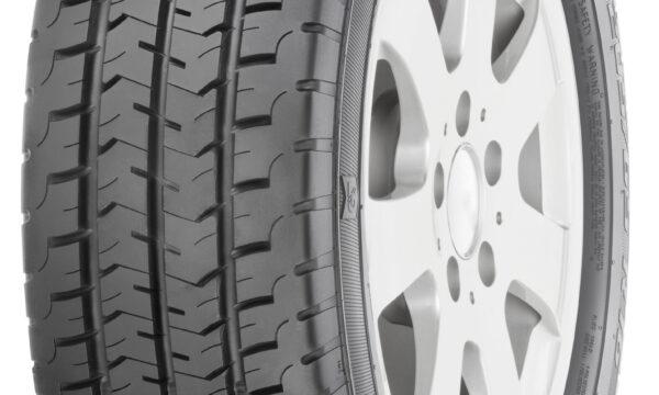 The new General Tire van summer tire Eurovan 2., Der neue General Tire Van Sommerreifen Eurovan 2.,